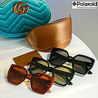 Брендовые женские очки копия Гуччи Gucci polaroid выбор цветов