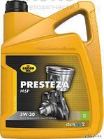 Масло синтетическое KROON OIL PRESTEZA MSP 5W30 5L