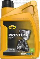 Масло синтетическое KROON OIL PRESTEZA MSP 5W30 1L