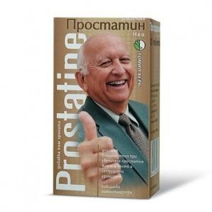 Простатин -   Простата и сниженная потенция табл.500 мг № 120