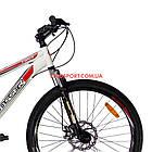 Горный велосипед Crosser Force 26 дюйма белый, фото 2