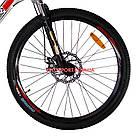 Горный велосипед Crosser Force 26 дюйма белый, фото 3