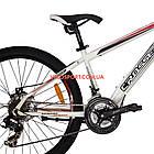 Горный велосипед Crosser Force 26 дюйма белый, фото 4