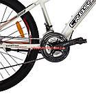 Горный велосипед Crosser Force 26 дюйма белый, фото 5