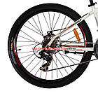 Горный велосипед Crosser Force 26 дюйма белый, фото 6
