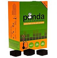 Кокосовый уголь Panda (Панда) маленький кубик 1кг (120 шт.)