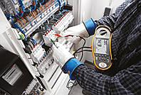 Измерение сопротивления изоляции кабелей и проводов