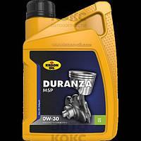 Масло синтетическое KROON OIL DURANZA MSP 0W-30 1L