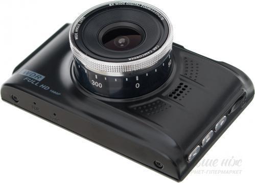 Відеореєстратор T612 автомобільний якості FullHD 1920x1080 атворегистратор класичний