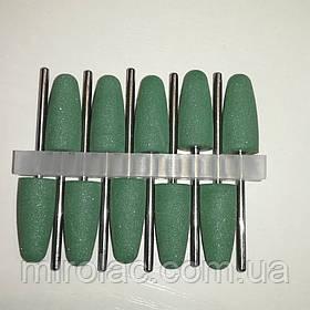 Полировщик силиконовый зеленый