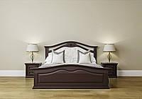 Кровать «Неаполь» Roka 1400*2000, каштан, махонь, орех, темный орех Roka