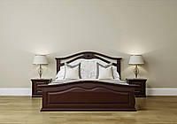 Кровать «Неаполь» Roka 1600*2000, каштан, махонь, орех, темный орех Roka
