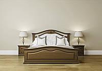 Кровать «Неаполь» Roka 1800*2000, каштан, махонь, орех, темный орех Roka