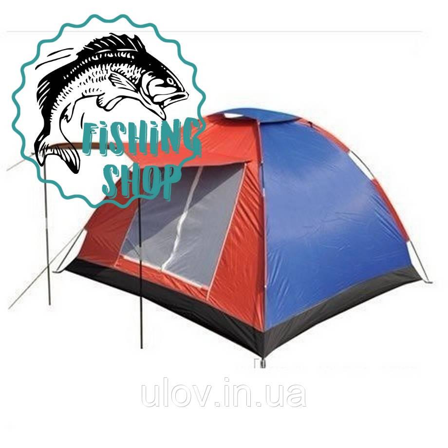 Палатка 3-х местная универсальная SY-019
