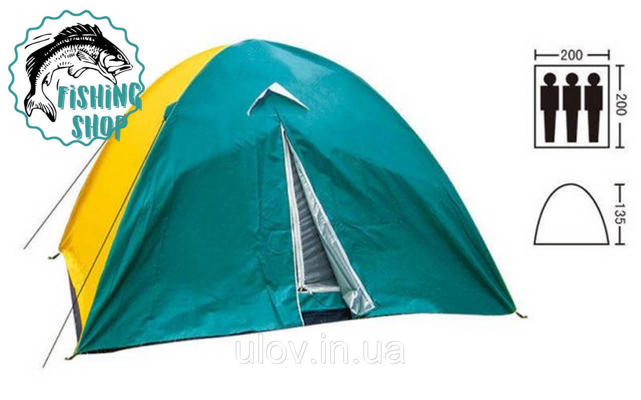 Палатка 3-х местная универсальная SY-029