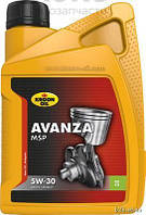 Масло синтетическое KROON OIL AVANZA MSP 5W30 1L