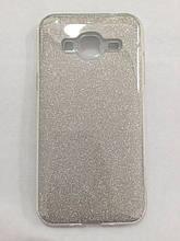 Чехол Samsung Galaxy J3 J320 2016 Silver Dust Dream