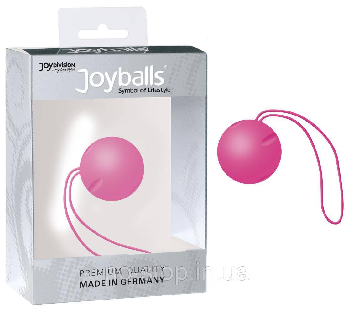 Вагинальный шарик - Joyballs single, pink