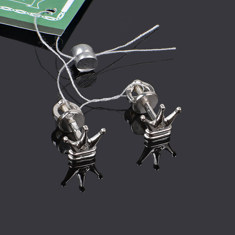 Маленькие серебряные гвоздики Корона