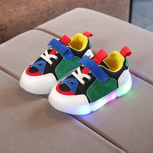 Детские кеды кроссовки для маленьких , фото 2
