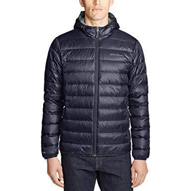 Куртка Eddie Bauer Men's Cirruslite Hooded Down Jacket L