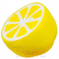 Мягкая игрушка Сквиши Squishy антистресс Половинка лимона №5