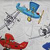 Ткань для штор Airplanes, фото 2
