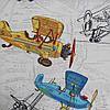 Ткань для штор Airplanes, фото 3