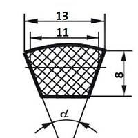 Ремень клиновой  А-500