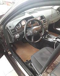 Автоковрики для Mercedes-Benz (W)E212 eva коврики от ТМ EvaKovrik