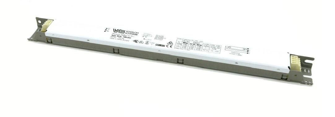 Балласт Vossloh-Schwabe ELXc 180.866 (T5 1 x 80W, TC-L 1 x 55/80W)