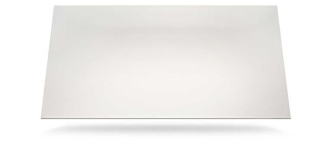 Искусственный камень - кварц Silestone Столешница в ванную Искусственный камень - кварц Silestone Classic White - Photo