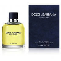Мужская парфюмерия Dolce Gabbana Pour Homme 125ml, фото 2