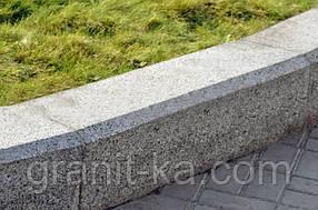 Бордюр тротуарный гранитный ГП4