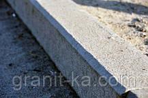 Гранітний бордюр тротуарний ГП4, фото 2