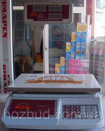 Весы торговые электронные на 40кг
