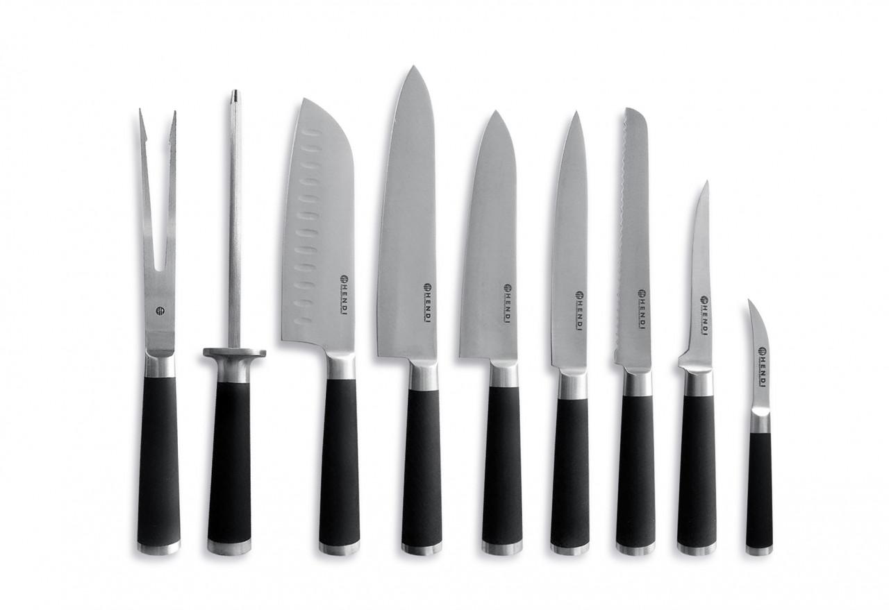 Набор профессиональных ножей Hendi 975770  (9 предметов -Нидерланды)