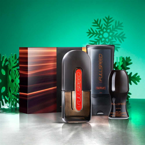 Набор  Full Speed (Фулспид) в подарочной коробке