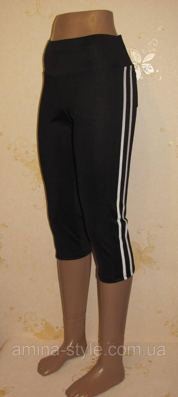 Модні короткі спортивні з лампасами і кишенями, розмір 42, 44, 46, 52