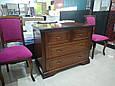 """стул деревянный """"малиновый велюр"""", фото 2"""
