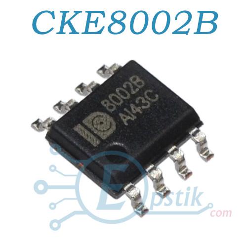 CKE8002B, усилитель звука с низким потреблением, 2Вт., SOP8