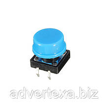 Тактильный кнопочный переключатель 12 х 12 х 12 мм