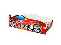 Кровать машина Viorina-Deko Evolution 1620*736  красная 002
