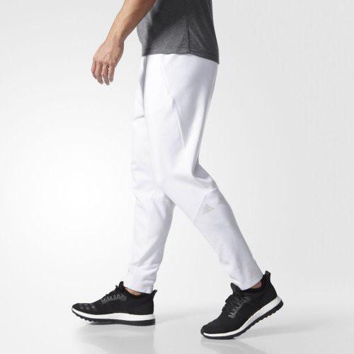Оригинальные Штаны Adidas Z.N.E. Pants White AZ3007