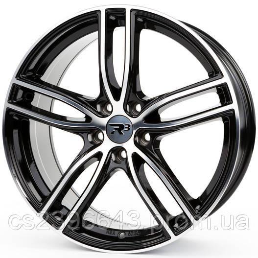Колесный диск R3 Wheels R3H1 17x7,5 ET35