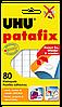 Клеючі подушечки UHU PATAFIX 80 шт. UHU 39125