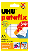 Клеящие подушечки UHU PATAFIX 80 шт. UHU 39125