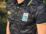 Футболки Bosco Sport UA  поло камуфляж лимитированная коллекция S M L XL XXL XXXL , фото 2