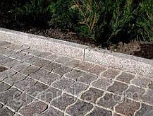 Установка бордюрів з граніту, фото 3