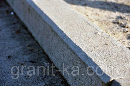 Установка бордюрів з граніту, фото 2